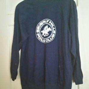 Vintage Original Beverky Hills Polo Club Top Sz M